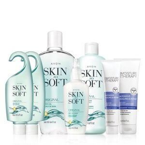 Avon Daily Care Collection